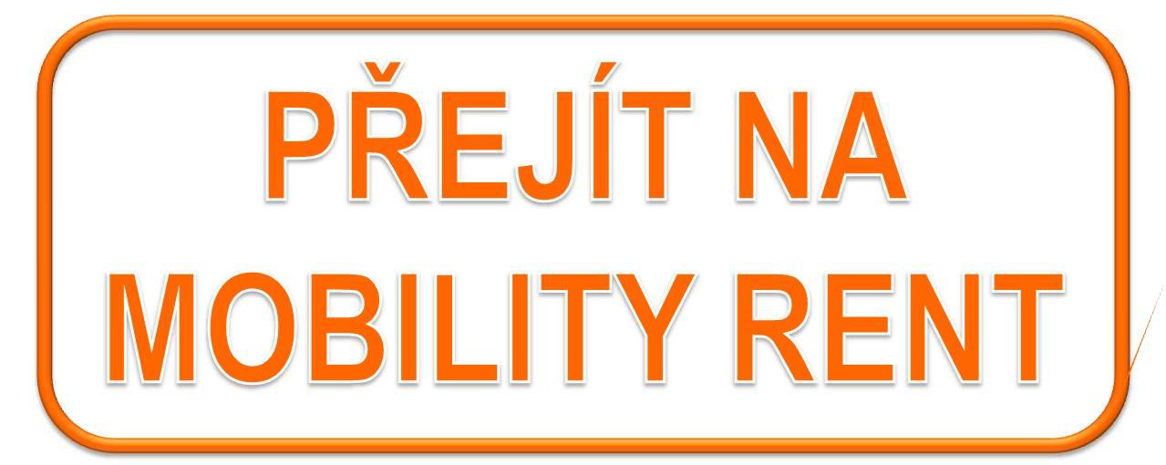 Půjčovna dodávek Praha - Mobility Rent
